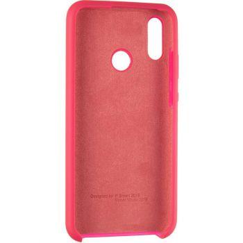 Оригинальный бордовый чехол Soft Case для Huawei P Smart (2019)