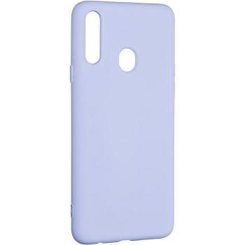 Оригинальный чехол полного обхвата Full Soft для Samsung M015 (M01) Violet