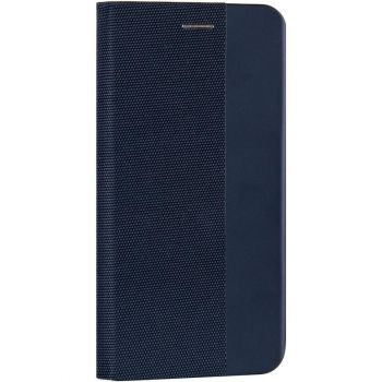 Тканевая книжка Canvas от Gelius для Xiaomi Mi Play синий