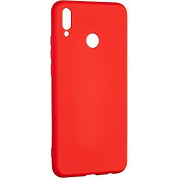 Оригинальный чехол полного обхвата Full Soft для Xiaomi Mi Note 10 Red
