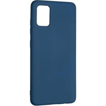 Оригинальный чехол полного обхвата Full Soft для Samsung A515 (A51) Blue