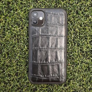 чехол накладку из крокодильей кожи от Jitnik для Samsung A40 (A405)