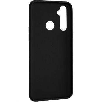 Оригинальный чехол полного обхвата Full Soft для Xiaomi Redmi Note 9 Black