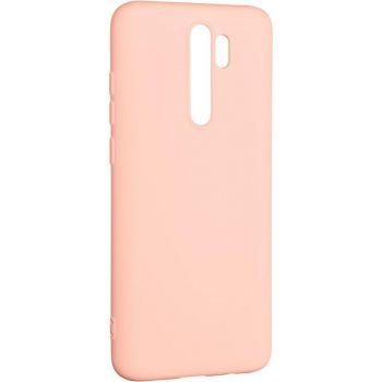 Оригинальный чехол полного обхвата Full Soft для Xiaomi Redmi Note 8 Pro Pink