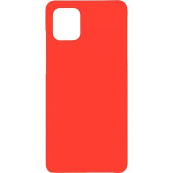 Чехол Original 99% Soft Matte от Floveme для Samsung A715 (A71) красный