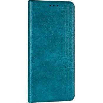 Кожаная книжка Cover Leather от Gelius для Samsung A013 (A01 Core) зеленый