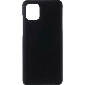 Чехол Original 99% Soft Matte черный от Flovemу для Xiaomi Redmi Note 9 Pro Max