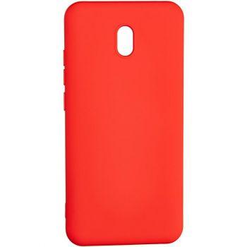 Оригинальный чехол полного обхвата Full Soft для Xiaomi Redmi 8a Red