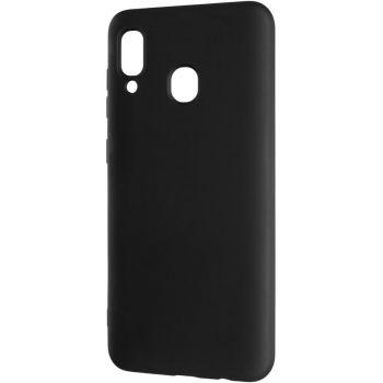 Оригинальный чехол полного обхвата Full Soft для Xiaomi Redmi Note 8t Black