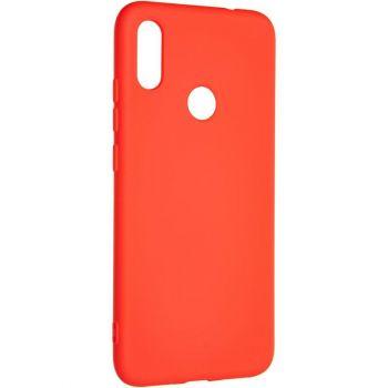 Оригинальный чехол полного обхвата Full Soft для Xiaomi Redmi Note 7 Red