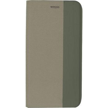 Тканевая книжка Canvas от Gelius для Xiaomi Mi Play зеленый