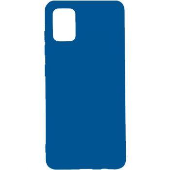 Чехол Original 99% Soft Matte от Floveme для Samsung A515 (A51) Blue