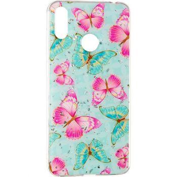 Чехол принт Бабочки из серии Flowers от Floveme для Samsung A405 (A40)