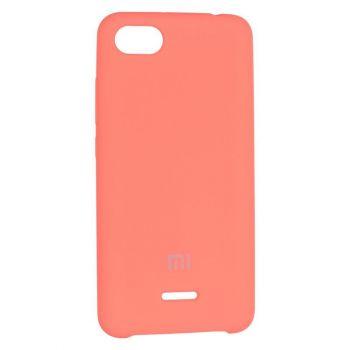 Оригинальный оранжевый чехол Soft Case для Xiaomi Redmi Note 7