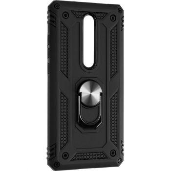 Противоударный чехол Defence с кольцом от Honor для Xiaomi K20 Pro