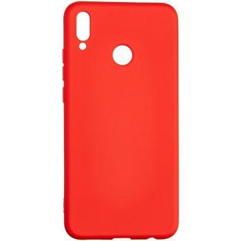 Оригинальный чехол полного обхвата Full Soft для Xiaomi Redmi Note 9s Red