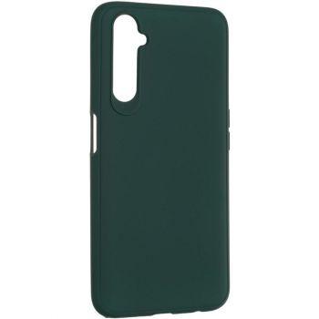 Оригинальный чехол полного обхвата Full Soft для Xiaomi Redmi Note 8t Dark Green