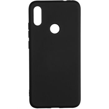 Оригинальный чехол полного обхвата Full Soft для Xiaomi Redmi Note 7 Black