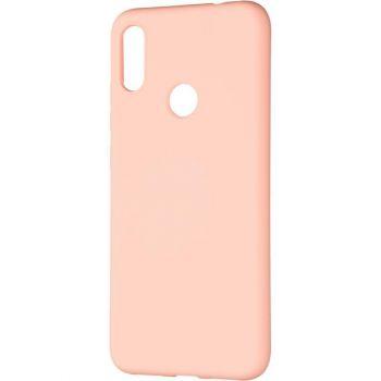 Оригинальный чехол полного обхвата Full Soft для Xiaomi Redmi Note 7 Pink