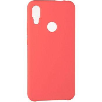 Чехол Original 99% Soft Matte красный от Flovemу для Xiaomi Redmi Note 9 Pro Max