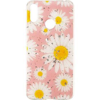 Чехол принт Ромашки из серии Flowers от Floveme для Samsung A405 (A40)