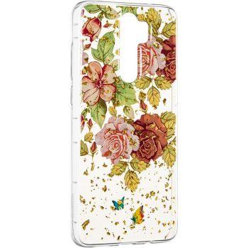 Чехол принт Розы из серии Flowers от Floveme для Xiaomi Redmi Note 8 Pro