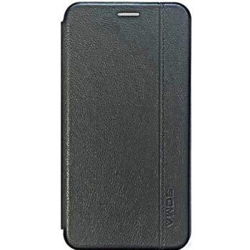 Чехол книжка SGMA для Huawei Y7 2019 черный