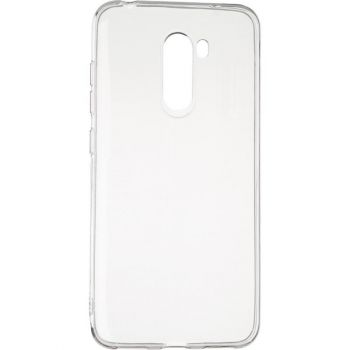 Прозрачная накладка Ultra Thin от Air Case для Xiaomi Pocophone F1