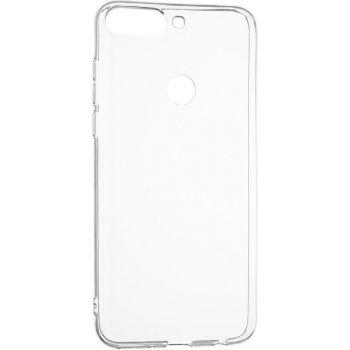 Прозрачная накладка Ultra Thin от Air Case для Huawei Y7 Prime (2018)