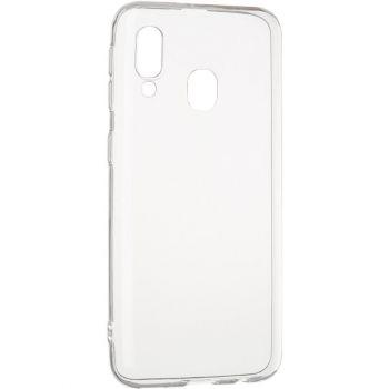 Прозрачная накладка Ultra Thin от Air Case для Samsung A405 (A40)