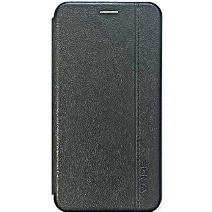 Чехол книжка SGMA для Samsung A40s черный