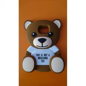 Детский чехол игрушка Мишка для Samsung S7 Edge