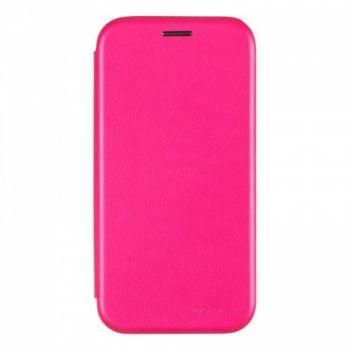 Чехол книжка из кожи Ranger от G-Case для Huawei Honor 6a розовый
