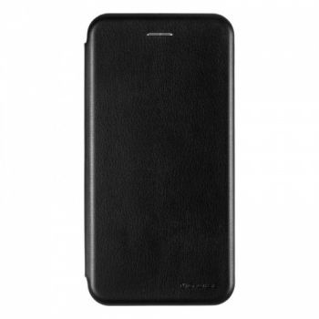 Чехол книжка из кожи Ranger от G-Case для Huawei Honor 7c Pro черный