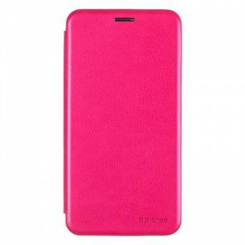Чехол книжка из кожи Ranger от G-Case для Huawei Honor 7x розовый