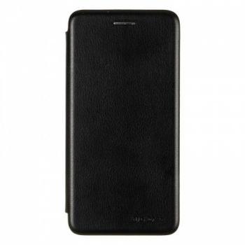 Чехол книжка из кожи Ranger от G-Case для Huawei Honor 8 черный