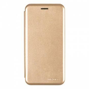 Чехол книжка из кожи Ranger от G-Case для Huawei Honor 9 Lite золото