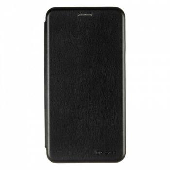 Чехол книжка из кожи Ranger от G-Case для Huawei Mate 10 Lite черный