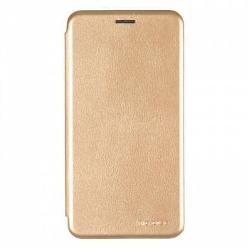 Чехол книжка из кожи Ranger от G-Case для Huawei Mate 10 Lite золото