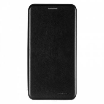 Чехол книжка из кожи Ranger от G-Case для Huawei Mate 10 Pro черный