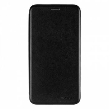 Чехол книжка из кожи Ranger от G-Case для Huawei Nova 2s черный
