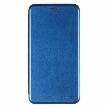 Чехол книжка из кожи Ranger от G-Case для Huawei Nova 2s синий
