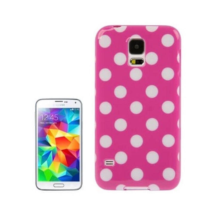 Оригинальный чехол накладка для Samsung Galaxy S5 i9600 / G900H