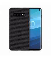 Черный Carbon Black чехол для Samsung Galaxy S10