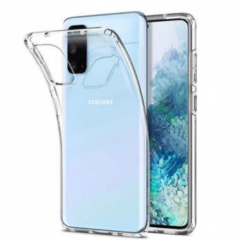 Прозрачный силиконовый чехол Thin Air для Samsung S20