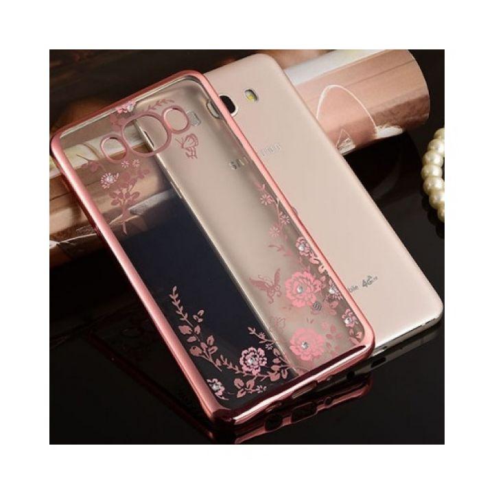 Чехол бампер Flora Diamond для Samsung Galaxy J7 2016