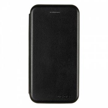 Кожаный чехол флип Luxor для iPhone 6 черный