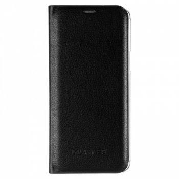 Оригинальная кожаная книжка для Samsung S9 черный