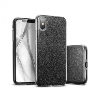 Чехол накладка Be Amazing для iPhone Xs black