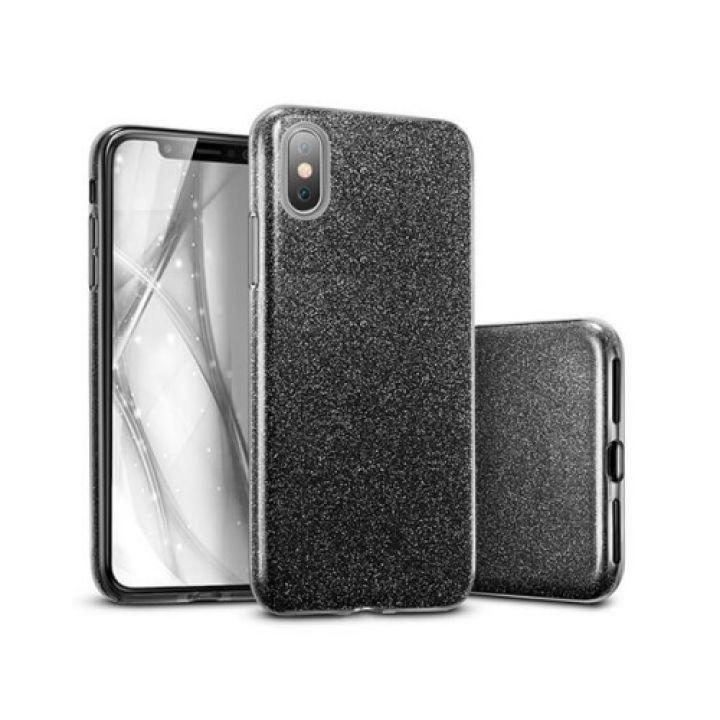 Чехол накладка Be Amazing для iPhone X black